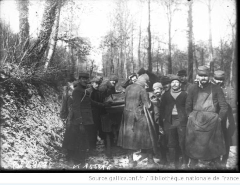 342 photos inédites de la Grande guerre !!! Gg13811