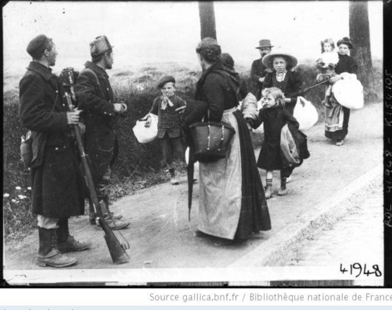 342 photos inédites de la Grande guerre !!! Gg14510