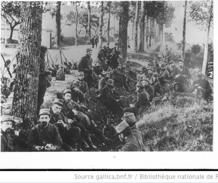 342 photos inédites de la Grande guerre !!! Gg14610