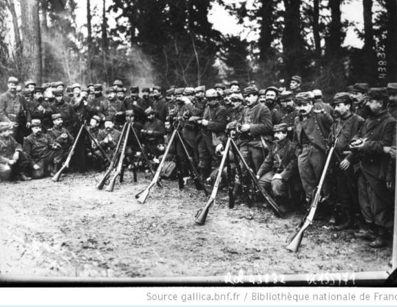342 photos inédites de la Grande guerre !!! Gg16610