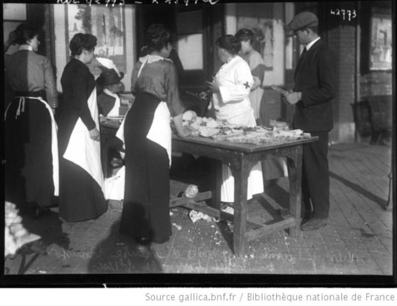 342 photos inédites de la Grande guerre !!! Gg17410