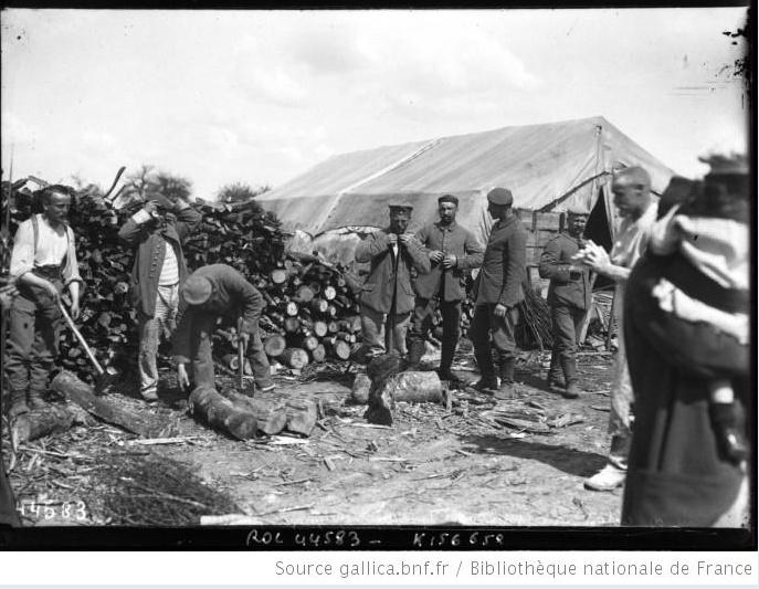 342 photos inédites de la Grande guerre !!! Gg18610