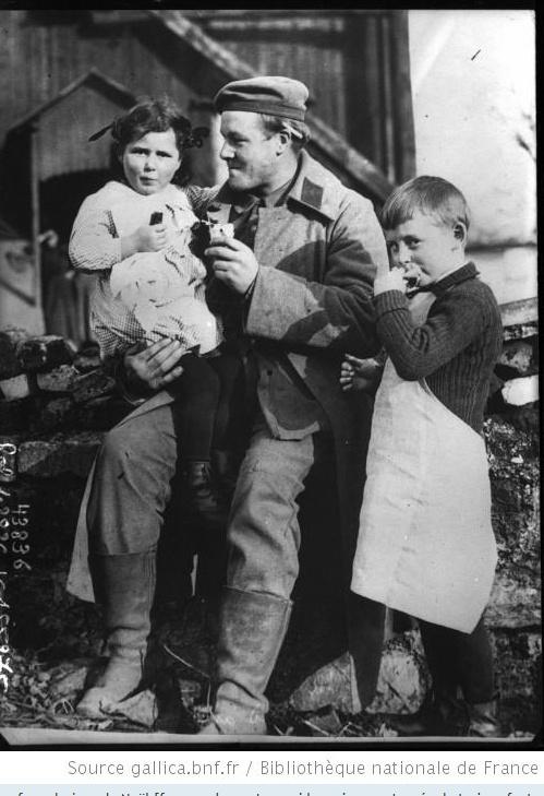 342 photos inédites de la Grande guerre !!! Gg19610