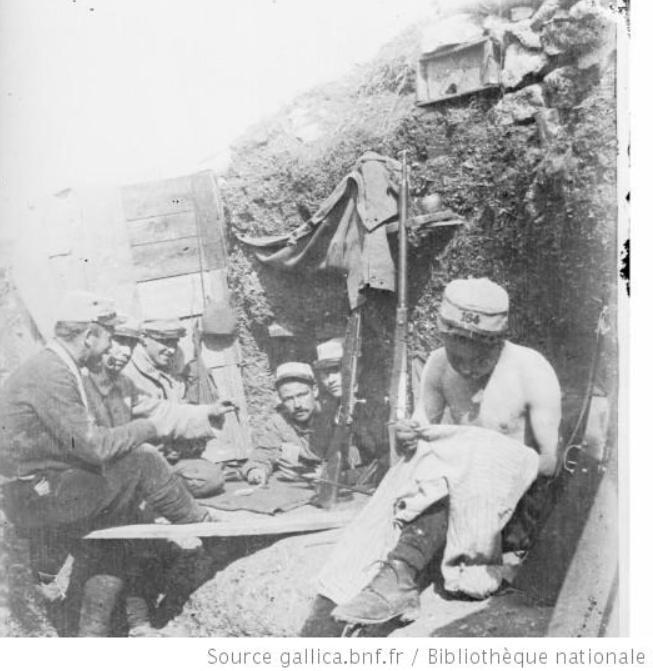 342 photos inédites de la Grande guerre !!! Gg22110