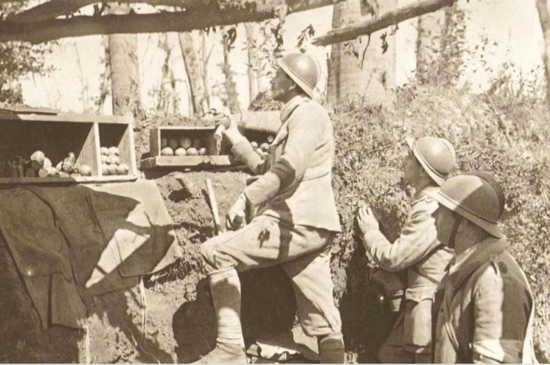 342 photos inédites de la Grande guerre !!! Gg24811
