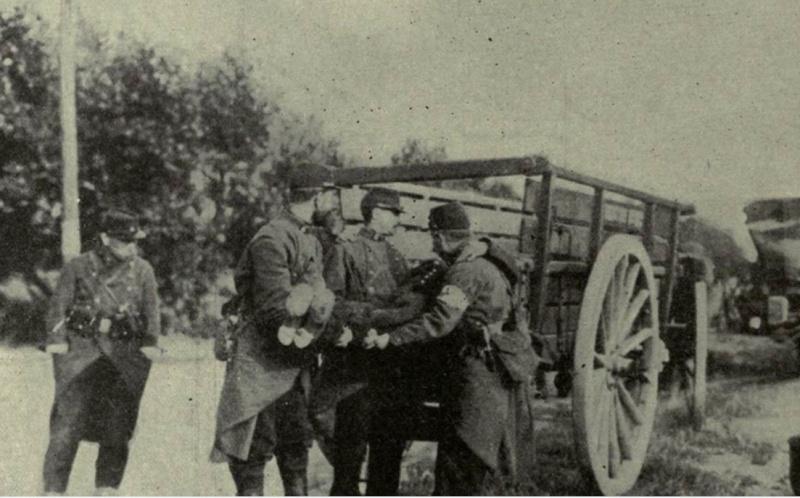 342 photos inédites de la Grande guerre !!! Gg26311