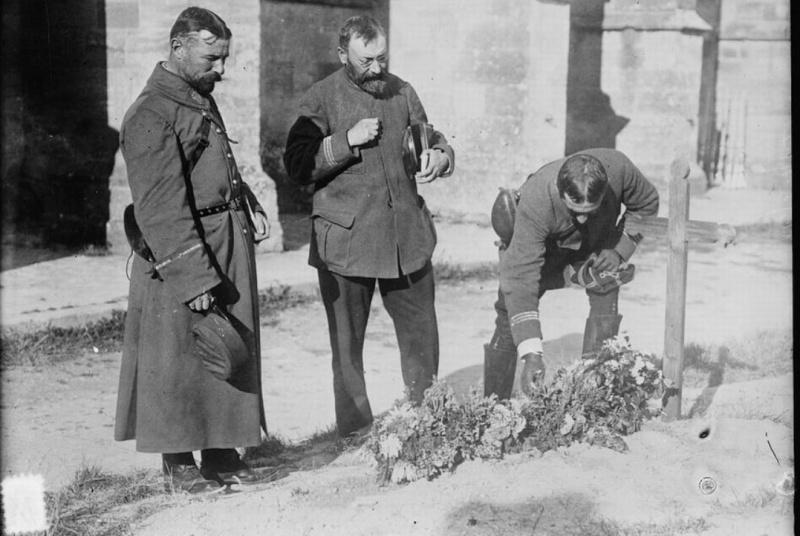 342 photos inédites de la Grande guerre !!! Gg26611