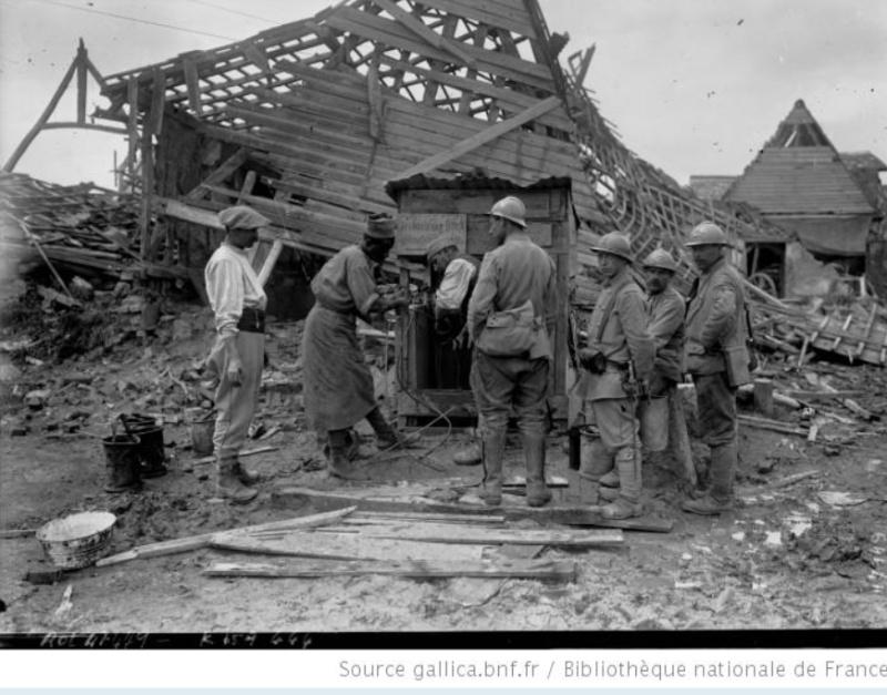 342 photos inédites de la Grande guerre !!! Gg28310