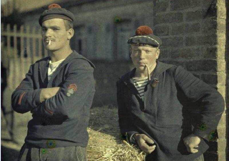 342 photos inédites de la Grande guerre !!! Gg29212