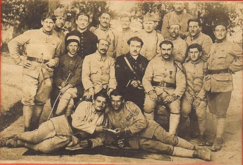 342 photos inédites de la Grande guerre !!! Gg33311