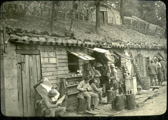 342 photos inédites de la Grande guerre !!! Gg33410