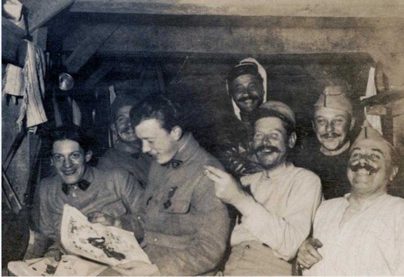 342 photos inédites de la Grande guerre !!! Gg34310