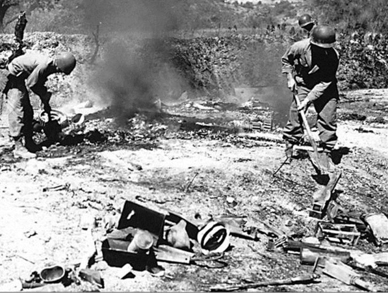 La bataille de Montélimar, août 1944. M10b10