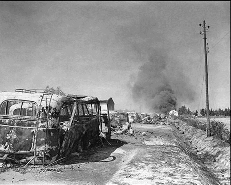 La bataille de Montélimar, août 1944. M1210