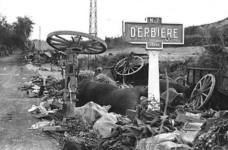 La bataille de Montélimar, août 1944. M1510