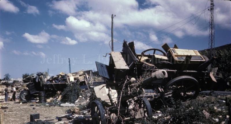 La bataille de Montélimar, août 1944. M510