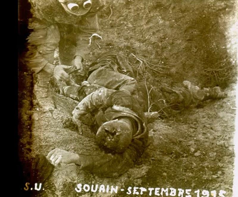 Photos rares du net 1914-1918. - Page 2 P1910