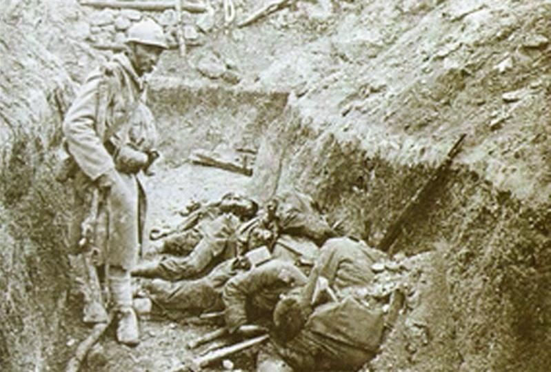 Photos rares du net 1914-1918. P310