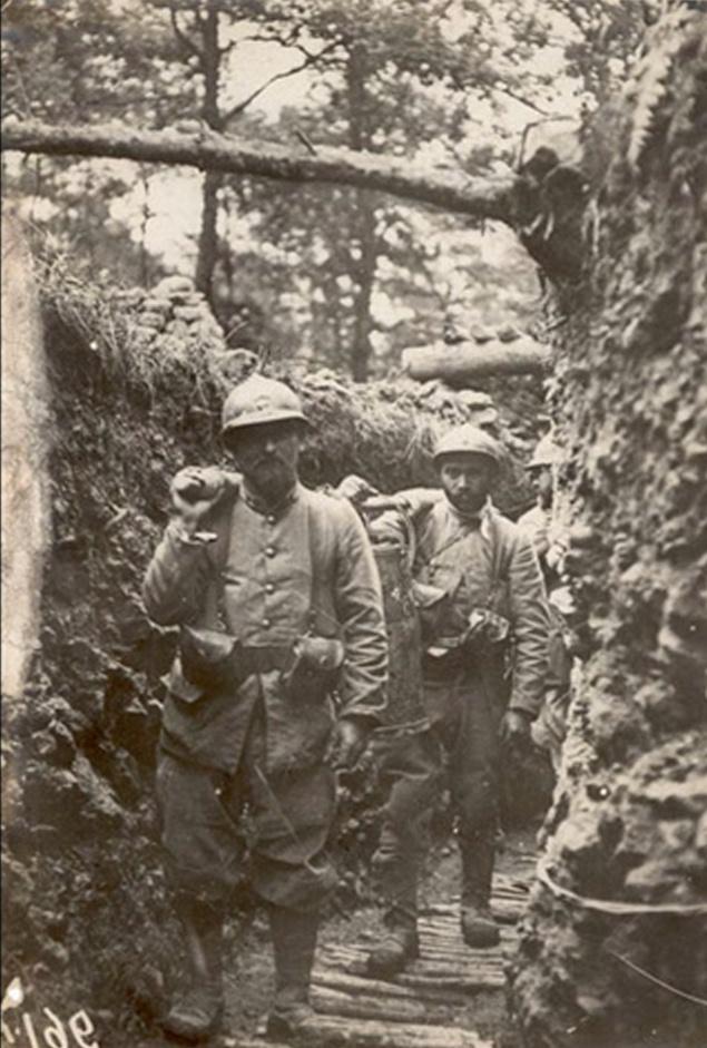 Photos rares du net 1914-1918. - Page 2 P3110