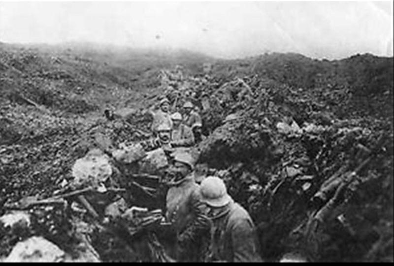 Photos rares du net 1914-1918. P510