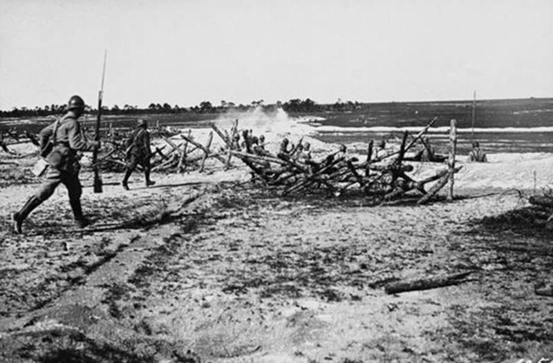 Photos rares du net 1914-1918. P610