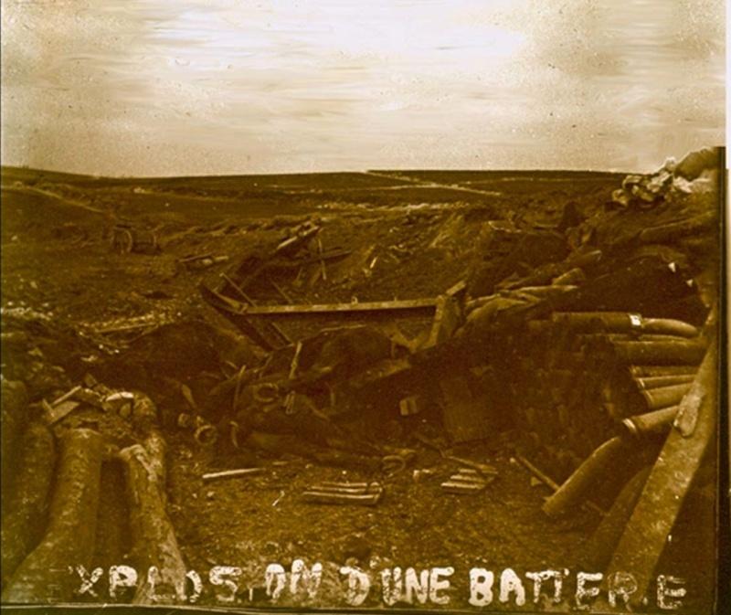 Photos rares du net 1914-1918. P910