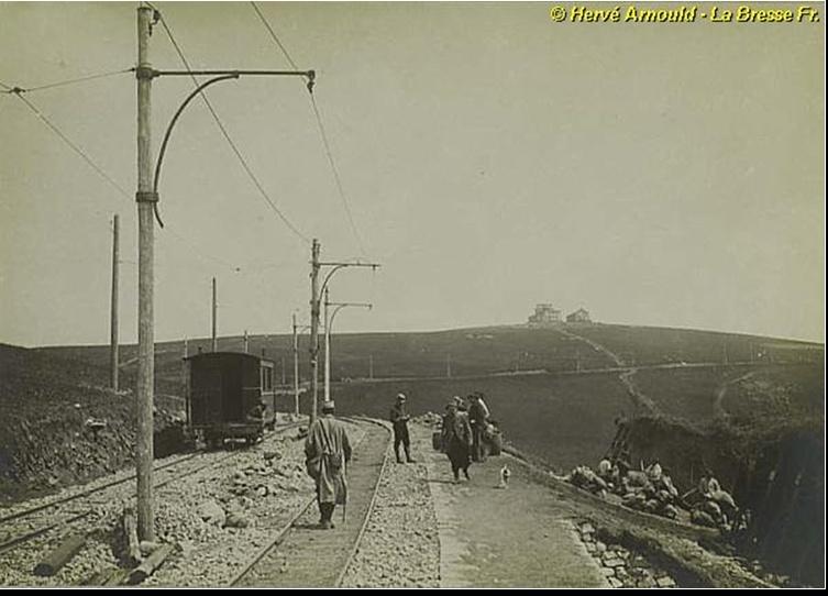 Le tramway du Hohneck. Th310