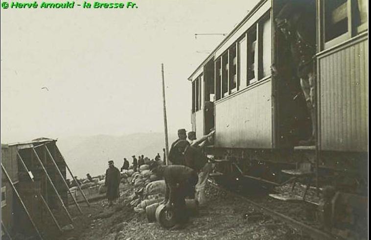 Le tramway du Hohneck. Th410