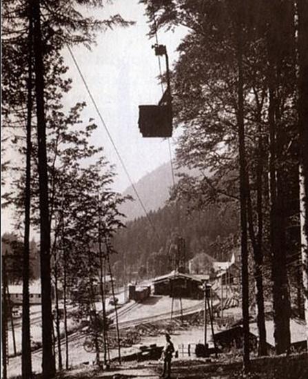 Le tramway du Hohneck. Th610
