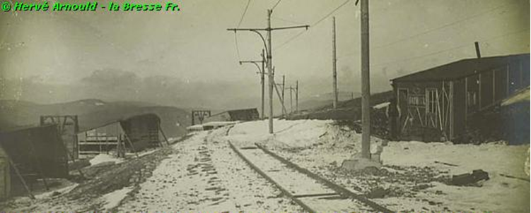 Le tramway du Hohneck. Th810