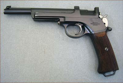 Pistolet Mannlicher M. 1905 Argentin Mannli10
