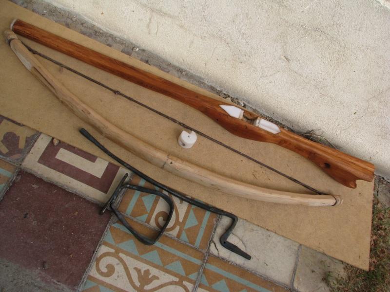 classical era crossbow Arbale15