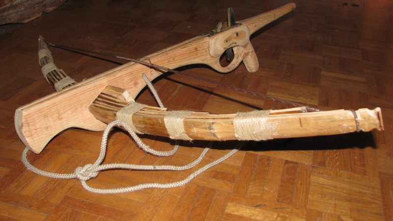 Ming Dynasty Crossbow Replica Img_9910