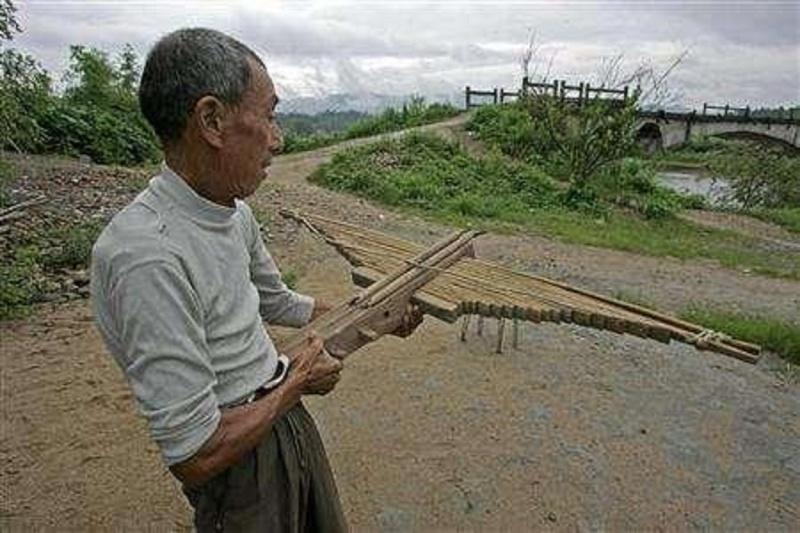 Ming Dynasty Crossbow Replica S2_reu10