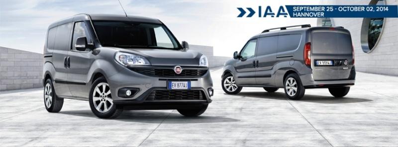 2014 - [Fiat] Doblo Restylé 10151811