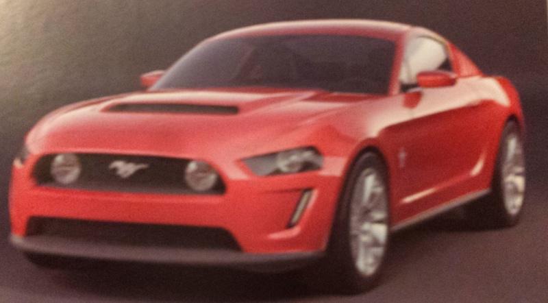 [Présentation] Le design par Ford 20140616