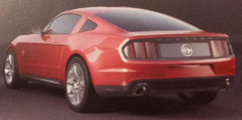 [Présentation] Le design par Ford 20140618