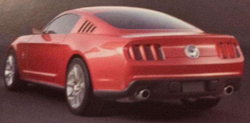 [Présentation] Le design par Ford 20140619