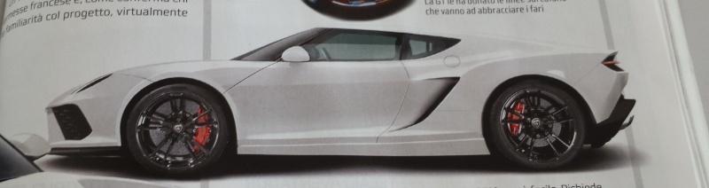 2014- [Lamborghini] Asterion Concept - Page 2 20140911