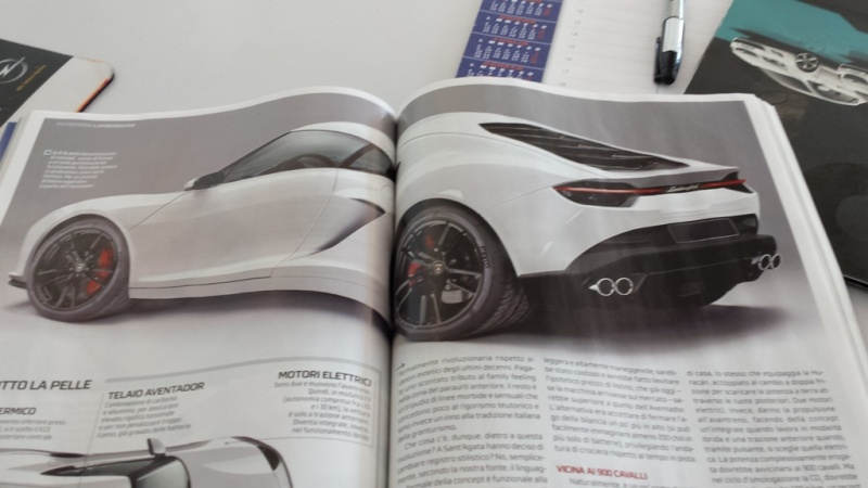 2014- [Lamborghini] Asterion Concept - Page 2 54610