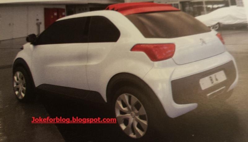 [Présentation] Le design par Citroën - Page 15 C110