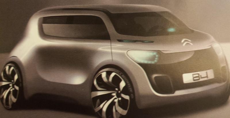 [Présentation] Le design par Citroën - Page 15 C210