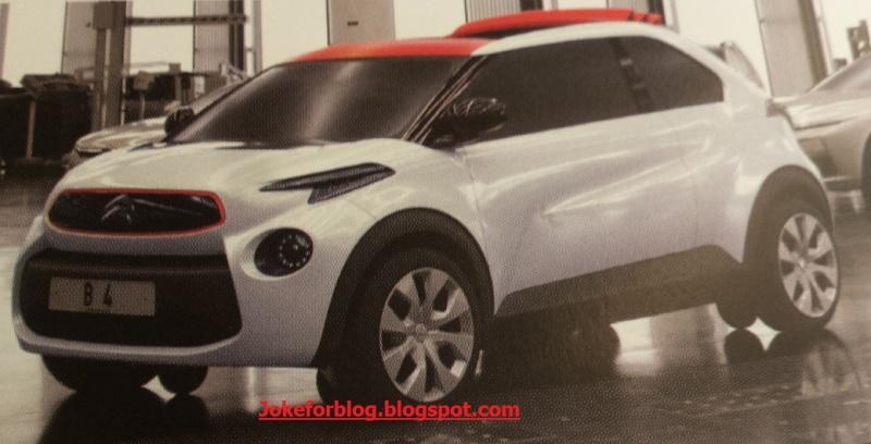 [Présentation] Le design par Citroën - Page 15 C410