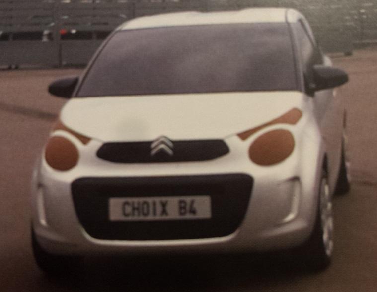 [Présentation] Le design par Citroën - Page 15 C710