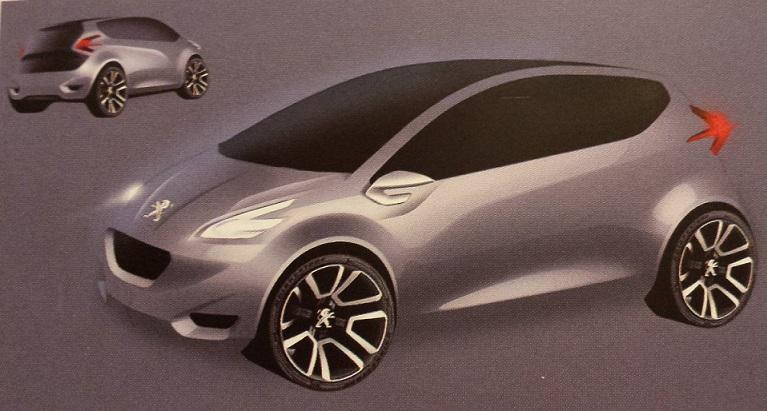 [Présentation] Le design par Peugeot - Page 10 P210