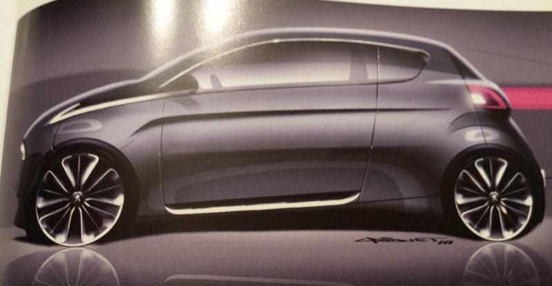[Présentation] Le design par Peugeot - Page 10 P310