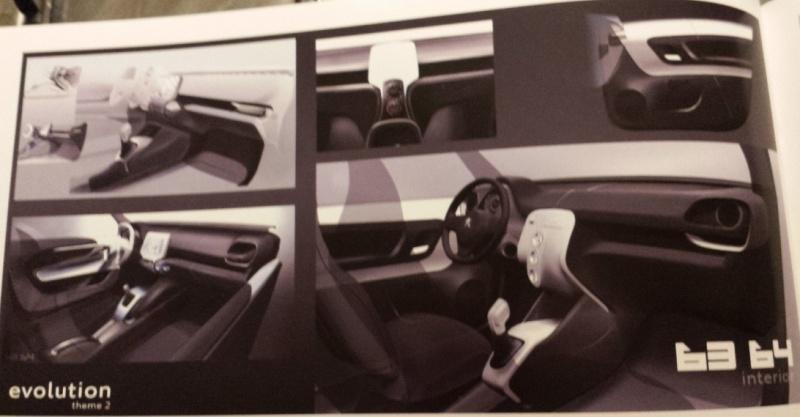 [Présentation] Le design par Peugeot - Page 10 P510