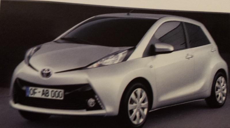 [Présentation] Le design par Toyota T210