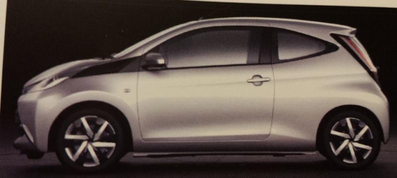 [Présentation] Le design par Toyota T610