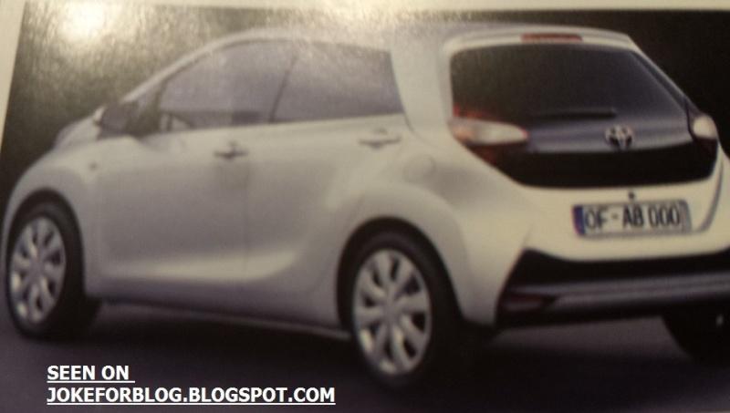 [Présentation] Le design par Toyota T710